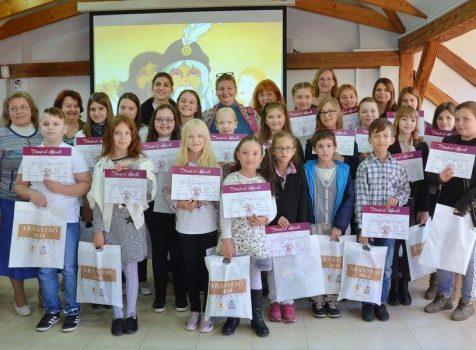 Aranyeső vers-és prózamondó verseny-2018.