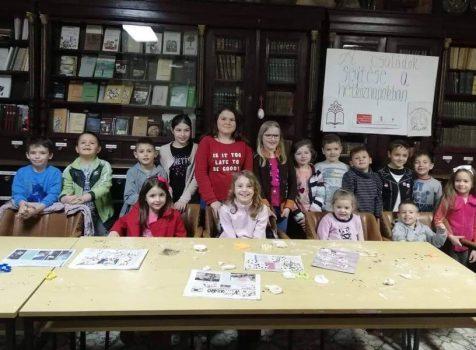 A családok segítése a hétköznapokban – nőnapi foglalkozás