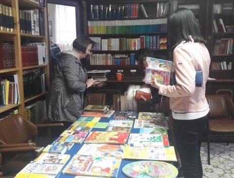 Húsvéti könyvvásár