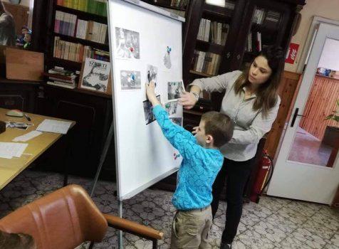 A családok segítése a hétköznapokban – Mesefeldolgozás