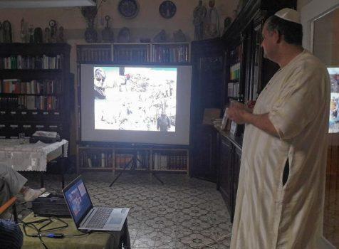 Czékus Borisz: Jézus nyomában